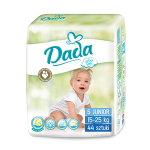 Подгузники Dada Extra Soft 5 Junior 44 шт. (12-25 кг.)