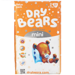 Подгузники Dry Bears Slim Cool 2 Mini 52 шт. (3-6 кг.)