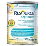 Смесь Nestle Resource Optimum с 7 лет. (400 гр.)